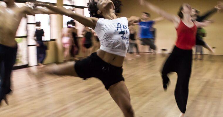 Tag en danseuddannelse og få en aktiv karriere